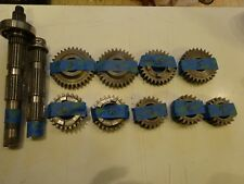 1998 HARLEY-DAVIDSON SPORTSTER XLH EVO TRANSMISSION SHAFTS AND GEARS-PER PIECE