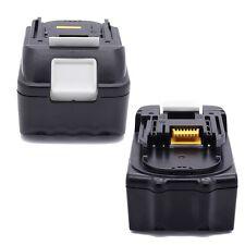 2X 18V 4.0Ah Batterie pour Makita BL1840 BL1830 Lithium-ion 4000mAh Nouveau