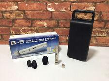 Micrófono de condensador Behringer B-5 2 cápsulas cardioide/omnidireccional, HPF