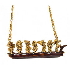 Officially Licenced Disney Snow White Seven Dwarfs Necklace