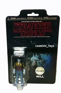 STRANGER THINGS SERIES WILL LIMITED EDITION CHASE UPSIDE DOWN VARIANT FUNKO