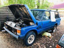 Land Rover Classic Range Rover Klassik 1