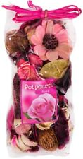 ROSE FRAGRANCE POTPOURRI DRIED SCENTED FLOWERS HOME DECORATION PACK 120gr