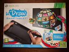 uDraw GameTablet pour XBOX 360 ** NEUF ** tablette graphique + jeu uDraw Studio
