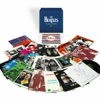 """The Beatles - The Singles Collection 23 x 7"""" Vinyl BOX New & SEALED 2019"""
