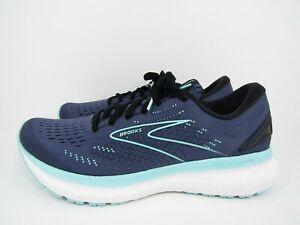 WOMEN'S BROOKS GLYCERIN 19 size 9.5  I!WORN AROUND 5 MILES! RUNNING SHOES !