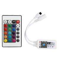 SUPERNIGHT® Mini WiFi Controller Remote Control for RGB/RGBW LED Strip Light