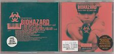 Biohazard - Tales From The Hard Side - Scarce 1994 Limited CD + sticker (Promo)