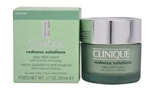 NIB Clinique Redness Solutions Daily Relief Cream 1.7oz