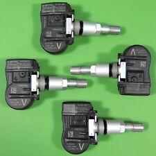 Set of 4 Nissan TIRE PRESSURE SENSOR TPMS OEM 40700 3AN0A w/o keyless SET-TS26