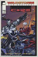 WildCORE #1 1997 Sean Ruffner Brett Booth Image Wildstorm Comics