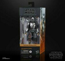 "PRE-ORDER Jan2021 Star Wars The Black Series Mandalorian Beskar 6"" Action Figure"