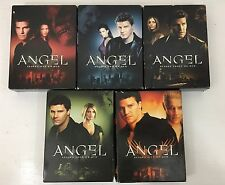 ANGEL Seasons 1-5 DVD Box Sets The Complete Series