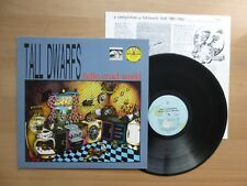 Tall Dwarfs – Hello cruel world ger 1987 LP OIS vinilo M -