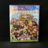 Harvest Moon: Light of Hope -Special Edition Complete (PS4) BRAND NEW