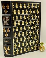 Easton Press THE MAN IN THE IRON MASK Dumas Collectors LIMITED Edition *SCARCEI*
