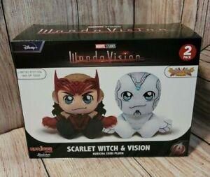 "Bleacher Creatures Marvel's WandaVision ""Limited Edition"" Kuricha Pack, ""NEW"""