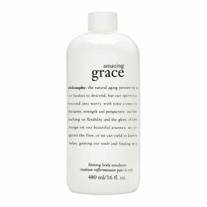 Philosophy Amazing Grace 16.0 oz Firming Body Emulsion (No Pump) Brand New