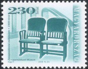 Hungary 1999 (2009) Antique Furniture/Chairs/Design/Heritage/Craft 1v set hx1039