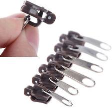 3 Große Reißverschluss Reparatur Set Zipper Schieber Repairset Sewing   6 Stück