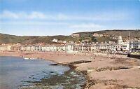 BR66916 the beach  aberystwyth wales 14x9cm