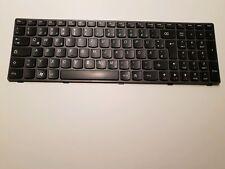 T4G8-GE Lenovo Tastatur DE (deutsch) schwarz/grau