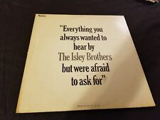 THE ISLEY BROTHERS Everything You Always Wanted To Hear LP '75 FUNK Soul (VG++)