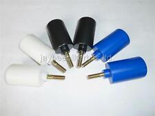YAMAHA R1 FAIRING CRASH MUSHROOMS PROTECTORS SLIDER BOBBINS 1998-1999 BLUE  R6B4