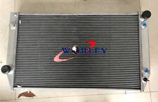 3 core aluminum radiator for JAGUAR XJS XJ12 5.3 V12 manual