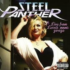 Steel Panther - Live From Lexxis Moms Garage   CD  NEU  (2016)
