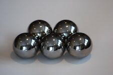 """FIVE  1"""" inch monkey fist tactical steel ball cores"""