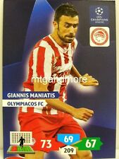 Adrenalyn XL Champions League 13/14 - Giannis Maniatis - Olympiacos FC