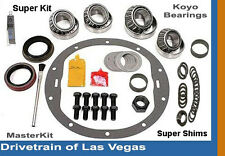 "Koyo Super Master Bearing Rebuild Kit  8.5"" 10 Bolt Early Buick /Chevy 1970-99"