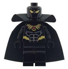 Custom Design Minifigure - Black Panther Superhero Printed On LEGO Parts