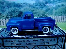 1/43 Durham classics Ford 1953 half ton pick-up