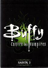 BUFFY  Intégrale saison 3 - Coffret 6 dvd boites slim