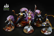 Morgwaeth's Blade-coven Beastgrave warhammer underworlds COMMISSION * painting