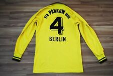 VFB PANKOW 1893 BERLIN FOOTBALL SHIRT JERSEY VINTAGE ERIMA MADE IN WEST GERMANY