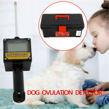 Dog Ovulation Detector Pet Breeder Tester Canine Detecting Mating Testing Machin