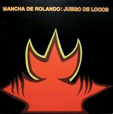 """JUEGO DE LOCOS (CD) MANCHA DE ROLANDO - """"Blues Medieval"""" - Argentina, Latin rock"""