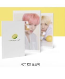 [ NCT 127 x Nature Republic ] 2021 NEW Limited PHOTOBOOK NCT127 Poster