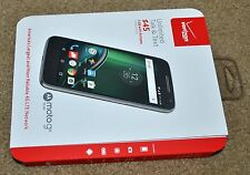 Verizon Prepaid Moto G4 Play 4G LTE 16GB Memory 2GB RAM Smart Cell Phone Black