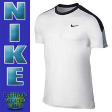 Nike Men's Size M Dri-Fit Team Court Crew Short Sleeve Tennis Shirt  644784