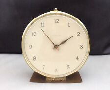 VINTAGE WESTCLOX SCOTLAND - MANTEL / TABLE / DESK CLOCK