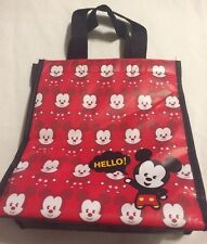 Baby Mickey Mouse Insulated Lunch Sack Bag Collapsible