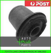 Fits TOYOTA LAND CRUISER PRADO 90 1996-2002 - Rubber Suspension Bush Upper Arm