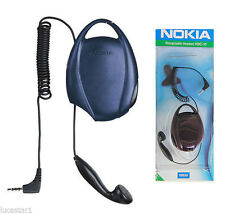 Original NOKIA MONO RETRACTABLE Headset for ALL 2.5mm Pin Applications 24Hr Post
