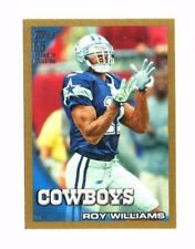 Roy Williams 2010 Topps, (Gold), /2010, Football Card !!