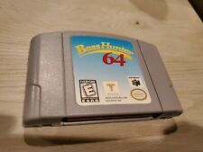 Bass Hunter 64 (Nintendo 64, 1999) n64 Cart Only Re are Retro Video Game Cart