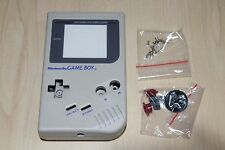 Grey New Shell Replacement Housing Case Original Nintendo Game Boy DMG 01